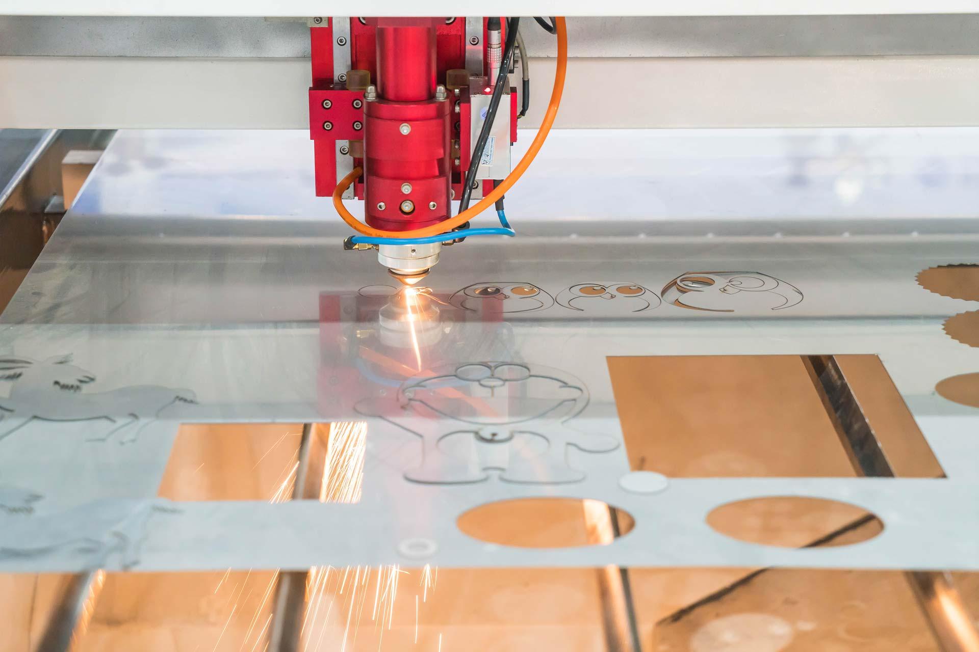 Gravură laser